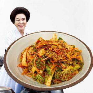 봄동김치 4kg