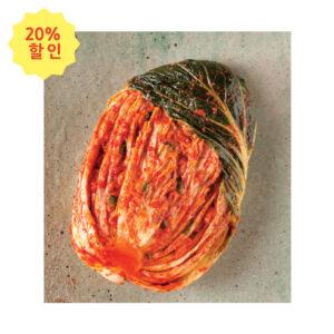 [이달의 특가 상품] 한성포기김치 10kg